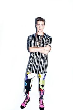 Dazed Digital | Versace Menswear S/S 13