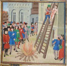 « Chroniques sire JEHAN FROISSART » Date d'édition :  1401-1500  Français 2643  Folio 11r