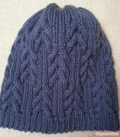 . Утеплились - шапочка и шарфик