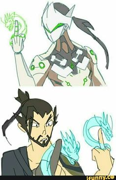 #wattpad #random Once upon a time an Overwatch trash fangirl thought of a plethora of Overwatch puns and pickup lines for all of the characters around 5AM because she couldn't sleep, and that is me XD I hope you all enjoy my puns, pickup lines and A BUNCH of funny, random Overwatch pictures and videos! This will en... Overwatch Hanzo, Overwatch Dragons, Overwatch Memes, Overwatch Fan Art, Overwatch Funny Comic, Shimada Brothers, Genji And Hanzo, Pick Up Lines, Hilarious Memes