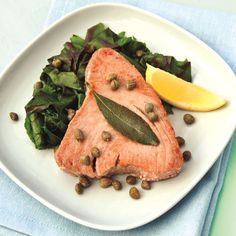 Pan-Seared Tuna Recipe