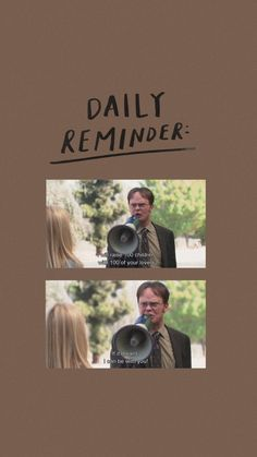 Dwight and Angela Dwangela The Office Dwight, The Office Show, Angela The Office, Office Wallpaper, Iphone Wallpaper, Dwight K Schrute, Dwight And Angela, Office Memes, Haha Funny
