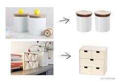 juliarunges DIY samling: Ikea diy's
