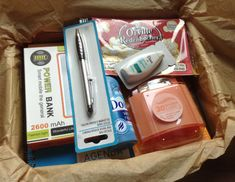 Subscription Boxes for College Students - UBOX Review