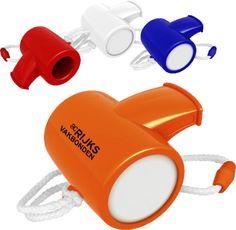 Relatiegeschenken Mini hoorn Noisy - Opvallen tijdens het Zomercarnaval!