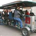 Cycle Pub......peddle away the beer calories while you cruise thru Bend