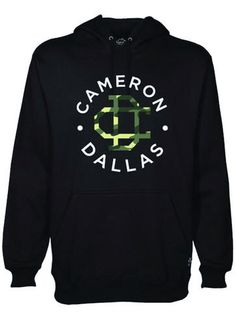 "Try ""cameron dallas merchandise"" on google or etsy it might be there."