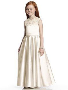 Flower Girl Style FL4043 http://www.dessy.com/dresses/bridesmaid/fl4043/#.VKnF7yuUevY