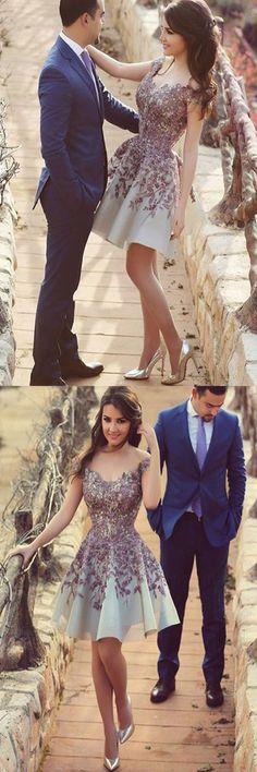 2016 homecoming dress,homecoming dresses,short prom dress,purple homecoming…