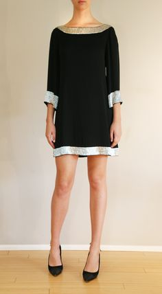 ALICE + OLIVIA DRESS @Michelle Coleman-HERS