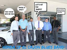 Elegant The Honda Of El Cajon Blues Band