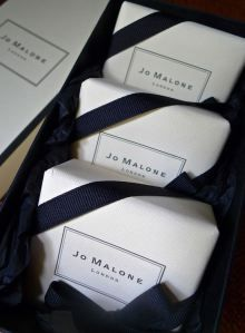 Jo Malone Soap Packaging