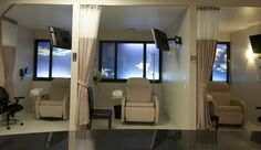 Oral Surgery Post-Op Recovery Rooms