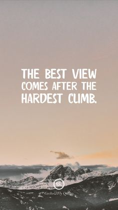 100 Inspirational And Motivational iPhone / Android HD Wallpapers Quotes The best view comes after the hardest climb. 100 Inspirational And Motivational iPhone / Android HD Wallpapers Quotes The best view comes after the hardest climb. Iphone Wallpaper Quotes Travel, Hd Wallpaper Quotes, Inspirational Quotes Wallpapers, Motivational Quotes Wallpaper, Iphone Wallpapers, Wallpaper Ideas, Inspirational Quotes Background, Motivational Photos, View Wallpaper