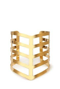 Gilded Goddess Cuff | FOREVER21 #Accessories