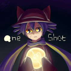 Niko is the light itself by mikukozuki99