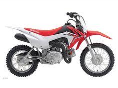 Honda 2013 CRF®110F  www.apachemotorcycles.com
