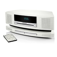 Bose® SoundTouch Wave Radio | PCRichard.com | WAVESTWHITE Shelf System, Music System, Bose, Waves, Disney, Disney Art, Wave
