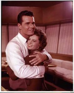 Natalie Wood & James Garner