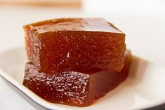 Pear And Ginger Paste