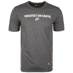 wholesale outlet best online big discount Nike Swoosh Gang print T-shirt in 2019 | Products | Nike ...