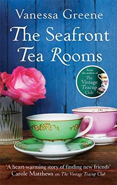 #141 The Seafront Tea Rooms by Vanessa Greene