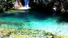 cachoeira santa bárbara em goiás - Pesquisa Google