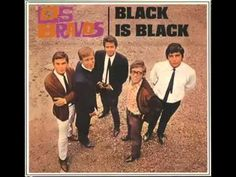 Today early Sept in 1966 we were hearing a new song from a Cali group Los Bravos - 'Black Is Black' --  it spent 12 weeks on the charts and would reach it's peak at No 4 in Oct.