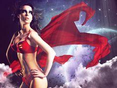 Fotografía y fotomanipulación * Más imágenes en: http://9musas.net/fotografia-y-fotomanipulacion/ #Mujer