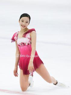 ☆☆☆ #本田真凛 Beautiful Japanese Girl, Japanese Beauty, Beautiful Athletes, Figure Skating Dresses, Women Figure, Gymnastics Leotards, Sport Girl, Ice Skating, Asian Woman