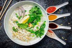 Wanna make Instant-Pot Pho Ga? My name is Corrie and I am here to help! Oh and I also have FREE pressure cooker recipes especially for you :) Beef Noodle Soup, Beef And Noodles, Chicken Noodles, Sweet Corn Soup, Orange Chicken, Sesame Chicken, Asian Recipes, Ethnic Recipes, Instant Pot Dinner Recipes