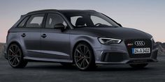 Audi RS 3 Sportback Render from P.R. Walker