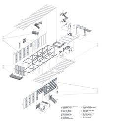 Gallery of Cantilever House / Anderson Anderson Architecture - 13