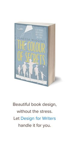 """If the stress of having to think about your book design is getting to you, get in touch with us! Vanessa found that we were """"always friendly but professional. I felt I could ask anything - bearing in mind my inexperience - and I always received helpful and full responses.""""   We'd love to help you out, we want to make the whole process as easy and stress-free as possible. Drop us an email today to hello@designforwriters.com!"""