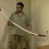 Axe Bros. | How to Make an 80 Pound PVC Longbow