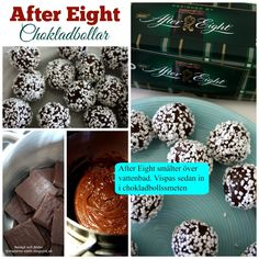 After Eight Chokladbollar
