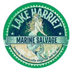Lake Harriet shirt logo