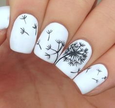 Not my pic but cute nails!! Wanna know how to do it? Go on Instagram @ane_li