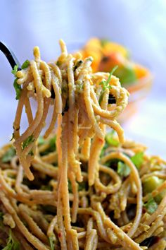 Habanero Basil Mango Pasta is made using mango habanero pasta sauce giving it a spicy sweet flavor. This is one of the most delicious pasta I have ever had.
