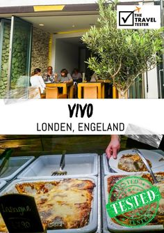 Casual Italiaans bij Vivo in Londen, Engeland | The Travel Tester