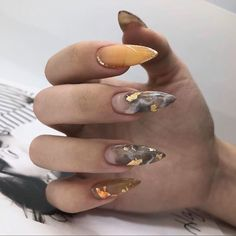 - Best ideas for decoration and makeup - Fabulous Nails, Perfect Nails, Gorgeous Nails, Love Nails, Pretty Nails, Nail Design Stiletto, Nail Design Glitter, Stiletto Nails, Glitter Nails