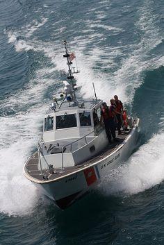 USCG UTB Training by shipwrecklog.com, via Flickr