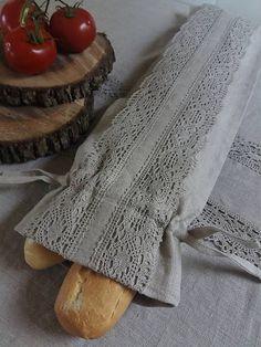 Vrecko na bagety Natural / shabby. Leg Warmers, Shabby, Blanket, Crochet, Romantic, Inspiration, Leg Warmers Outfit, Biblical Inspiration, Ganchillo