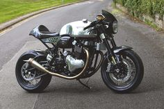 Norton Dominator SS Roadtest ~ Return of the Cafe Racers