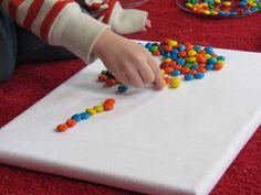 Exploring M counting and sorting in preschool