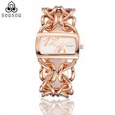 $21.15 (Buy here: https://alitems.com/g/1e8d114494ebda23ff8b16525dc3e8/?i=5&ulp=https%3A%2F%2Fwww.aliexpress.com%2Fitem%2FFree-2015-Nueva-Moda-Relojes-Mujeres-Luxury-Famous-Brand-Clock-Women-Wristwatches-Gold-Chain-Watch-Women%2F32291035793.html ) 2016 Nueva Moda Famous Brand Chain Ladies Wrist Watches Luxury Brand kol saati Relogio Feminino Dourado Uhren Women for just $21.15
