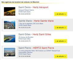 Hertz Réunion, loueur de voitures depuis 15 ans. http://www.hertzreunion.com/reunion/qui-sommes-nous_9211