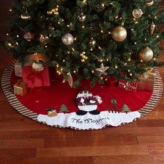 Tree Skirts | Winter Wonderland Tree Skirt