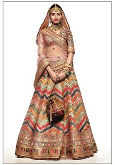 Sabyasachi summer collection 2020 ( The Neo – Bohemian style collection) – zara Best Picture For linen Blouse For Your Taste You are looking for something, and it is going to tell you exactly what you Indian Bridal Lehenga, Indian Bridal Outfits, Indian Dresses, Pakistani Mehndi, Bridal Lehenga Collection, Sabyasachi Collection, Nikkah Dress, Lehnga Dress, Bride Dresses