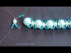 Pink agate and walnut wood beaded bracelet + earring set, bohemian beaded bracelet, beaded earrings, boho jewelry, handmade jewelry - Custom Jewelry Ideas Wire Jewelry, Jewelry Shop, Handmade Jewelry, Fashion Jewelry, Recycled Jewelry, Earrings Handmade, Bridal Bracelet, Bridal Jewelry, Beaded Bracelets Tutorial